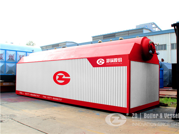Industrial natural gas CNG LPG fired steam boiler prices
