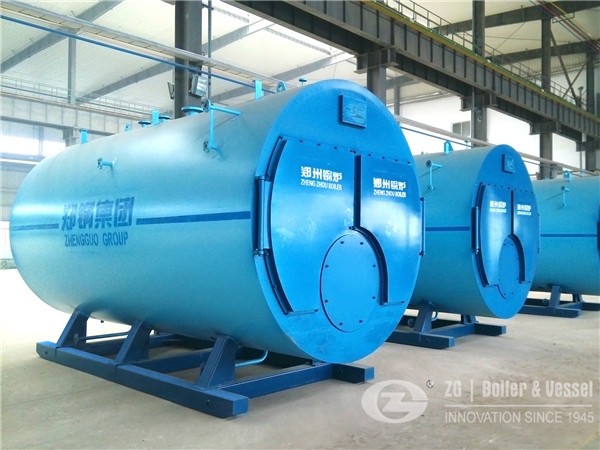 DZL Packaged Coal fired Boiler