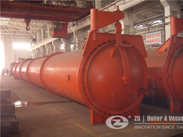 Industrial Coal-Fried Chain Grate Steam Boiler (DZL)