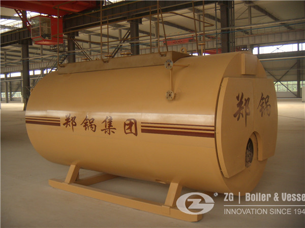 Water Tube Coal Fired Chain Grate Heating Boiler