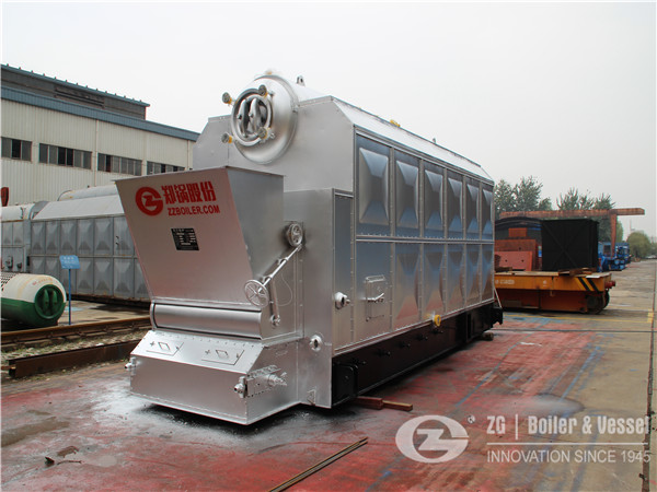 Gas-steam Turbine Waste heat recovery boiler