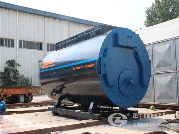 WNS Oil&Gas Hot Water Boiler